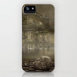 Endzeitspiel iPhone Case