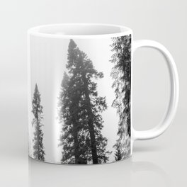Deep in the Forest of Yosemite Coffee Mug
