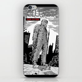 Collapse Issue one iPhone Skin