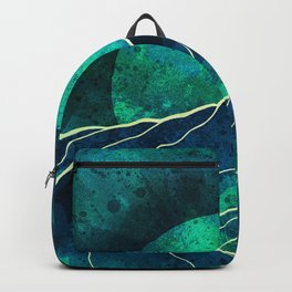 As a new moon rises Backpack