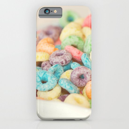 Fruit Loops iPhone & iPod Case