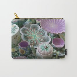 Etruscan Majolica Carry-All Pouch