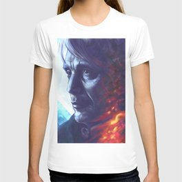 Wounded smoke T-shirt