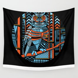 keeper of the forest Wall Tapestry