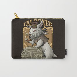 Professooor Falconer  Carry-All Pouch