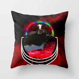 World 1 Throw Pillow