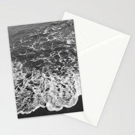Sea Foam Rush #1 #ocean #wall #decor #art #society6 Stationery Cards