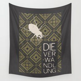 Books Collection: Kafka, The Metamorphosis Wall Tapestry