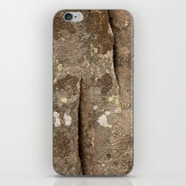 Megalith Stone Texture iPhone Skin