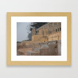 OUALIDIA (Morocco) VII Framed Art Print