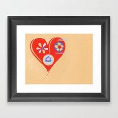 For The Love Of ... Framed Art Print