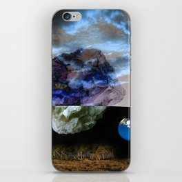 Multiverse iPhone Skin