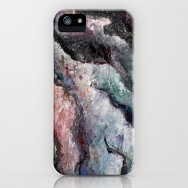 Lichen 2 iPhone Case