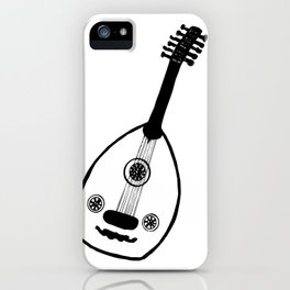 Oud Mood iPhone Case