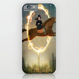Knight of Wands iPhone Case