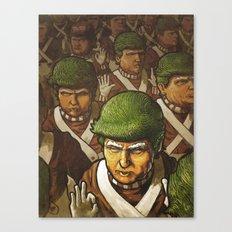 Troompa Loompa Canvas Print