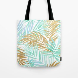 golden summer Tote Bag