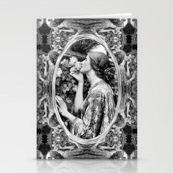 Soul Rose Stationery Cards