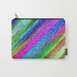 Colorful digital art splashing G478 Carry-All Pouch