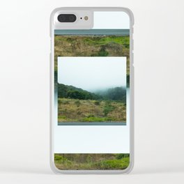 San Fran Highway Clear iPhone Case