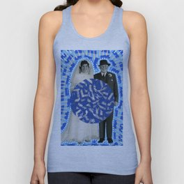 Wedding Portal 006 Unisex Tank Top