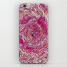 A many (many, many) petaled flower iPhone & iPod Skin
