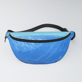 Chic-Choc Blue Mountains Fanny Pack