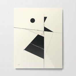 CRACKHEAD (3) Metal Print
