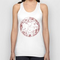 winchester Tank Tops featuring Winchester & Sons by Manny Peters Art & Design
