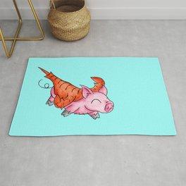 Eurypterus Piggy Rug