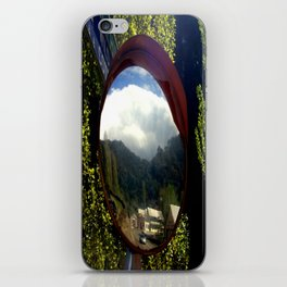 A town inside a Bubble iPhone Skin