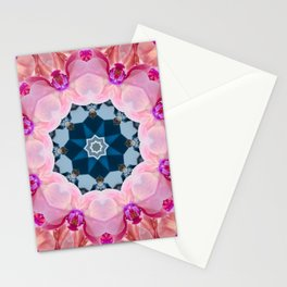 Blissful Medalion 1 Stationery Cards