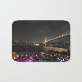 Istanbul Lights! Bath Mat