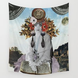 2. The High Priestess Wall Tapestry