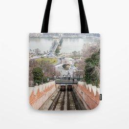 Funicular. Tote Bag