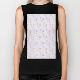 margarita cocktail Biker Tank