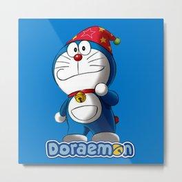 Doraemon Cutes11 Metal Print