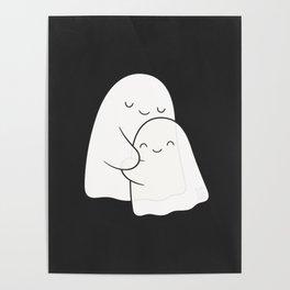 Ghost Hug - Soulmates Poster