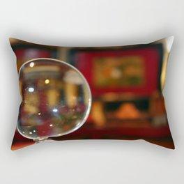 Magnifying Glass Rectangular Pillow