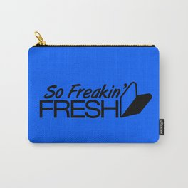 So Freakin' Fresh v5 HQvector Carry-All Pouch