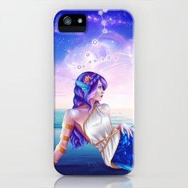 Pisces OC - 12 Zodiac Ladies iPhone Case