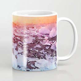 Ice Rainbow Coffee Mug