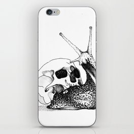 This Skull Is My Home iPhone Skin