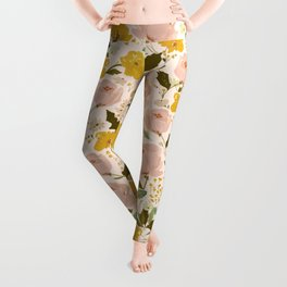 Alice's vintage garden Leggings