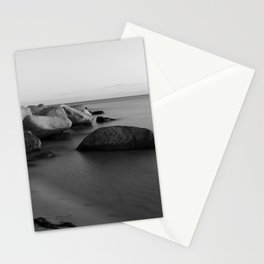Stones in the sea 2 Stationery Cards