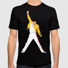 Freddie m Mens Fitted Tee X-LARGE Black