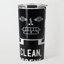 Sober Machine Travel Mug