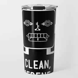 Sober Machine Travel Mug