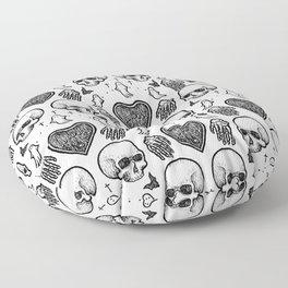Ghostly Dreams II Floor Pillow