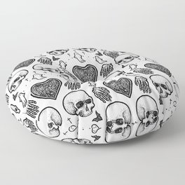 Ghostly Dreams II Floor Pillow